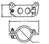 Adapters - Clamp for Towing (Astern Fueling) - 2
